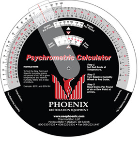 Psychrometric Calculator